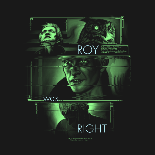 ROY was RIGHT - Full Comp -