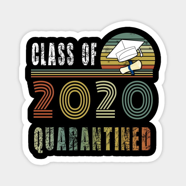 Class Of 2020 Quarantined shirt| vintage Class In Quarantine
