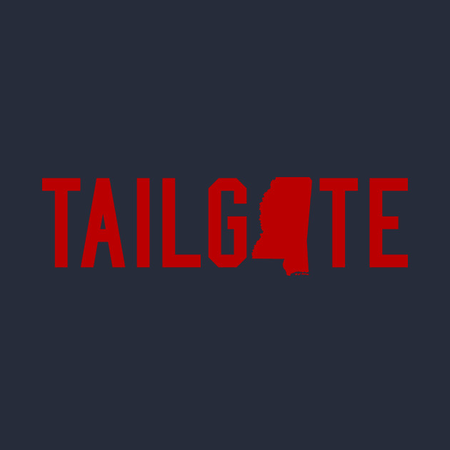 TAILGATE MISSISSIPPI OXFORD