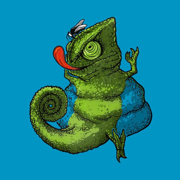 Fat Chameleon