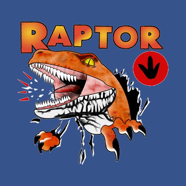 Ghost World raptor