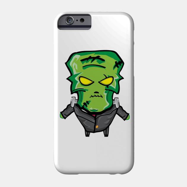 Frankenstein Halloween Phone Case