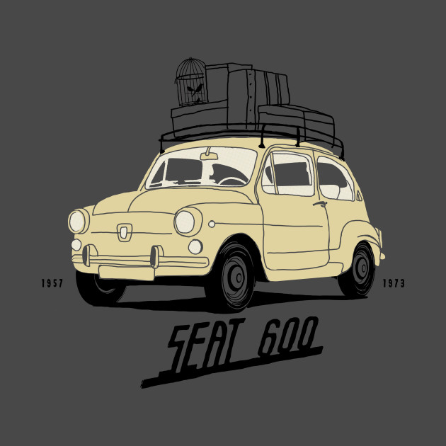 Seat 600 mythical car