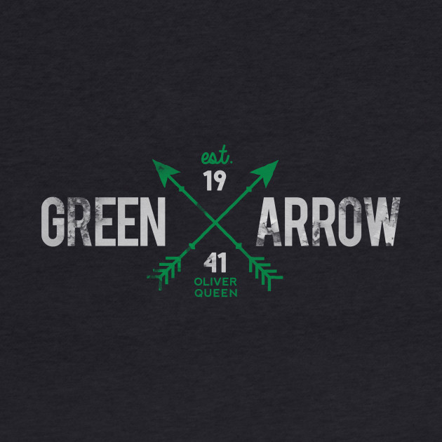 Green Arrow - Oliver Queen