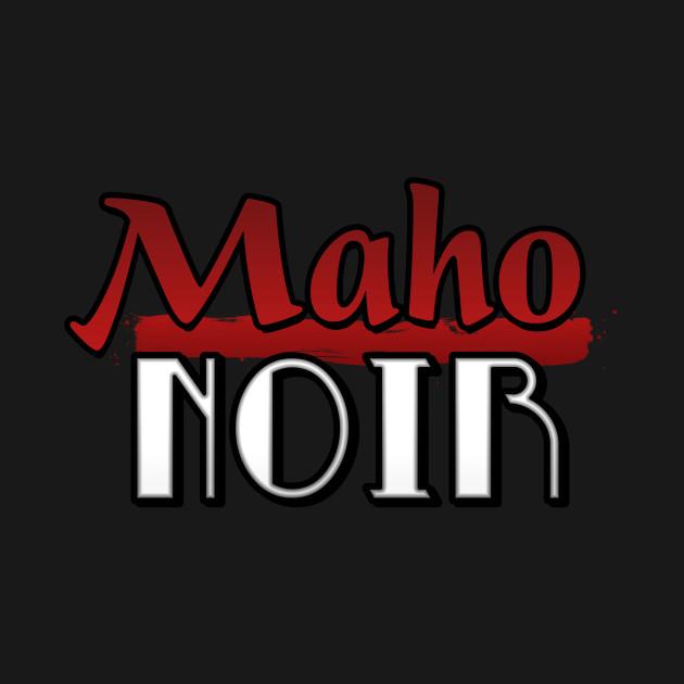 Maho Noir logo