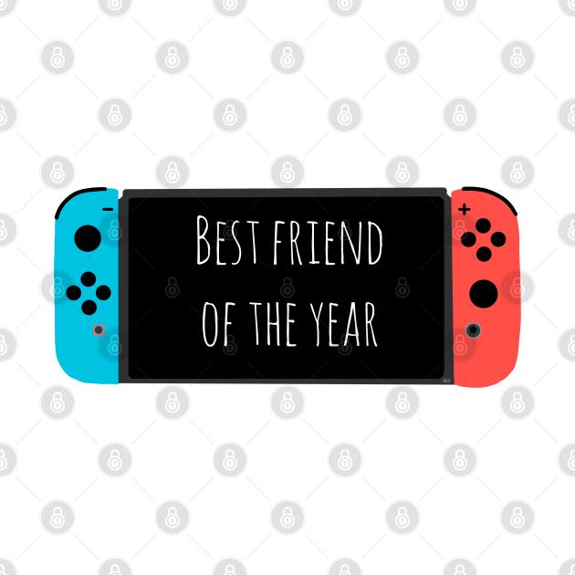 Nintendo Best friend of the year