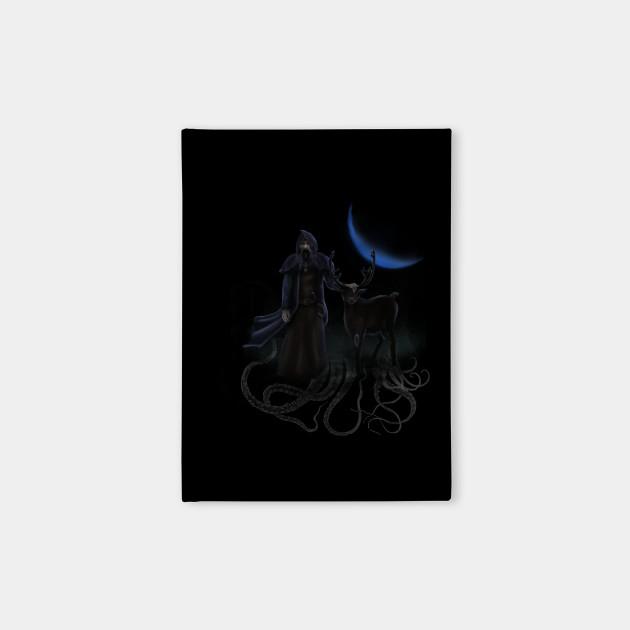 Druid in the Night