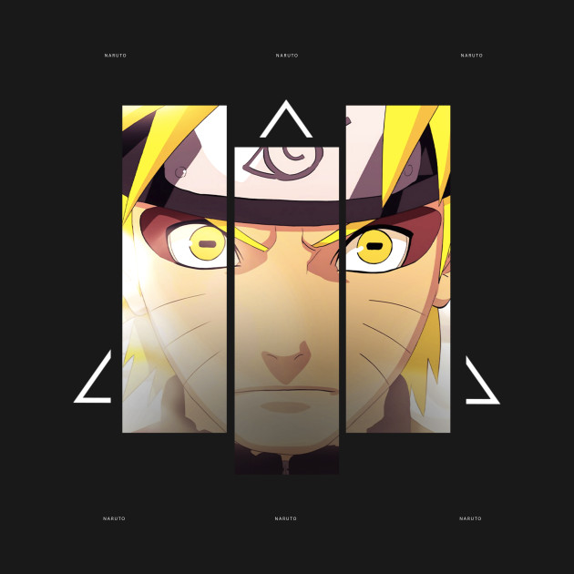 Naruto Uzumaki Naruto Shippuden T Shirt