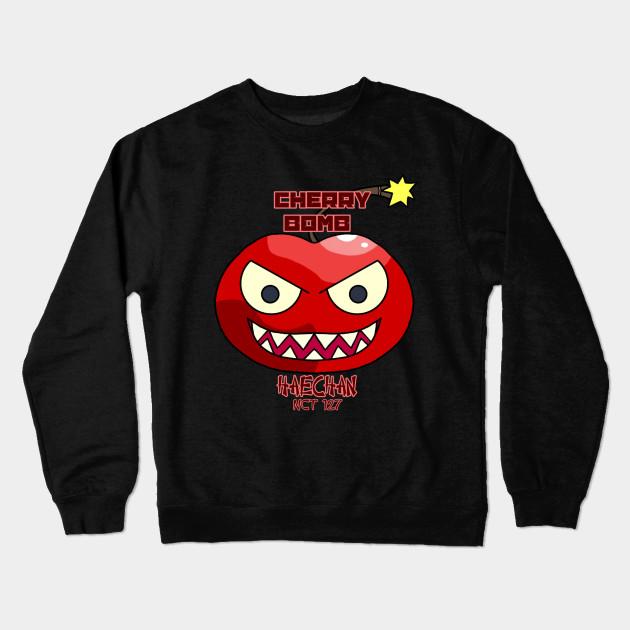 515d49a2f Cherry Bomb Haechan - Nct127 - Crewneck Sweatshirt | TeePublic