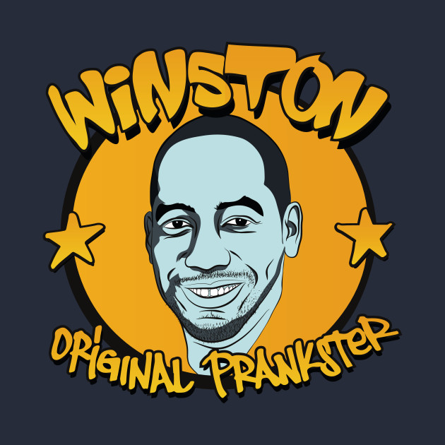 Winston - Orginal Prankster
