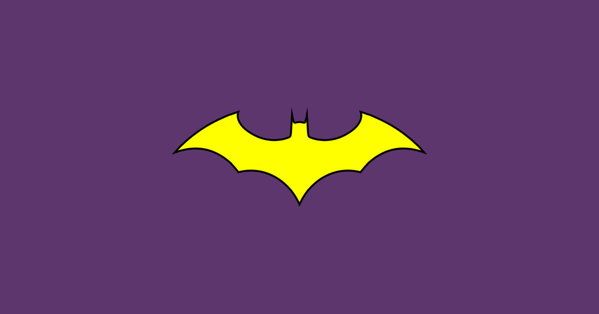 Skinny Girly Bat Batgirl T Shirt Teepublic