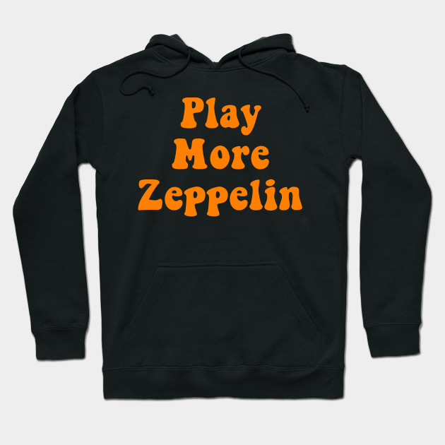 Play More Zeppelin