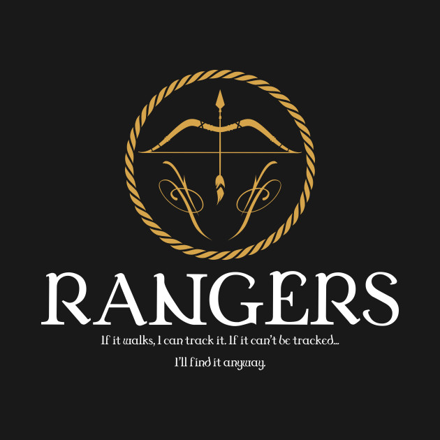 Rangers Ranger Dungeons and Dragons Inspired - D&D