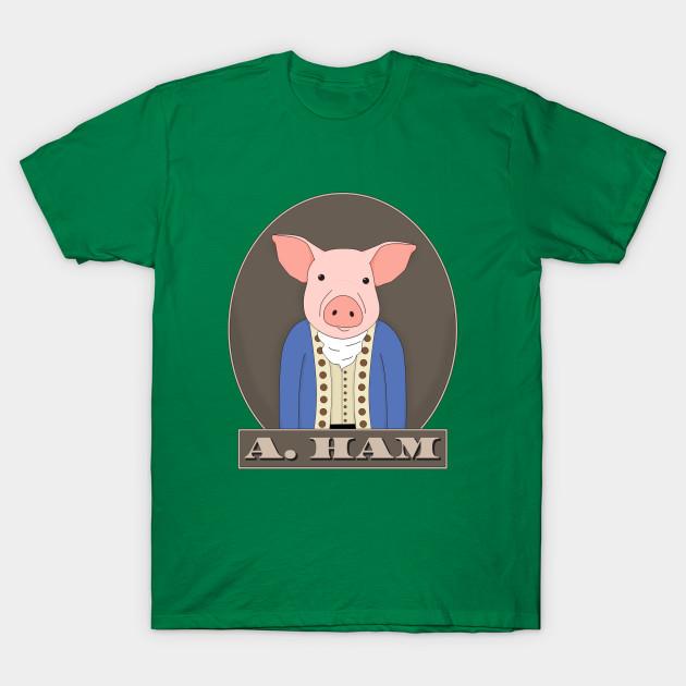 b157671dfa1 A. Ham - Hamilton - T-Shirt