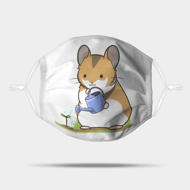 Gardening Hamster