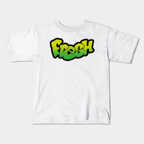 Fresh (Prince) - Classic Green kids-t-shirt