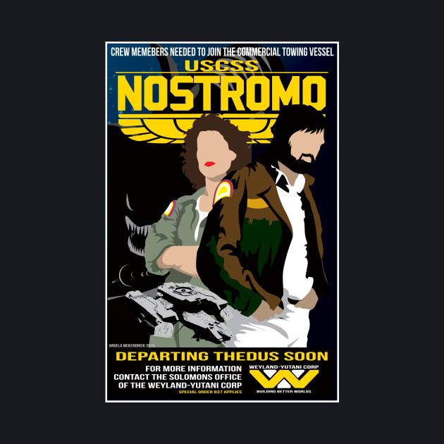 Join the Nostromo