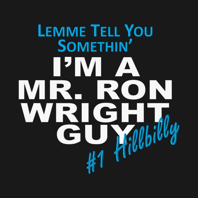 Mr Ron Wright