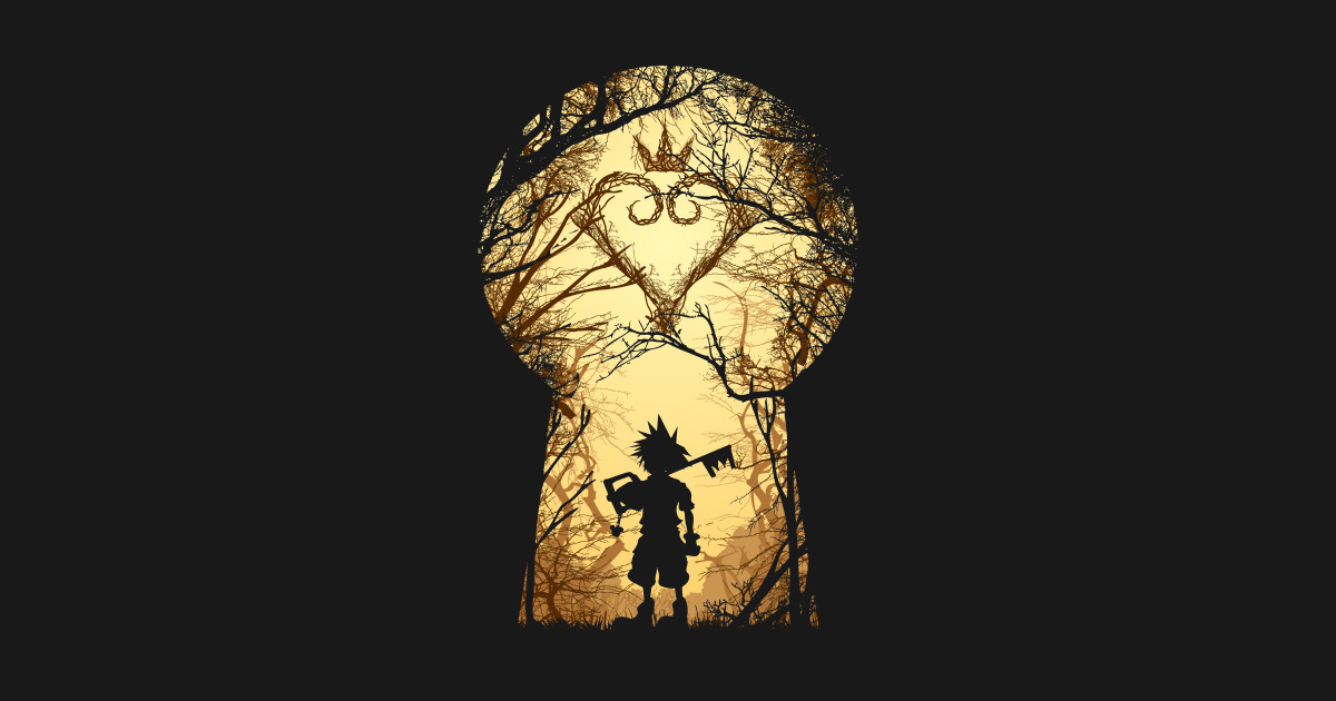 Kingdom Hearts T-Shirts | TeePublic