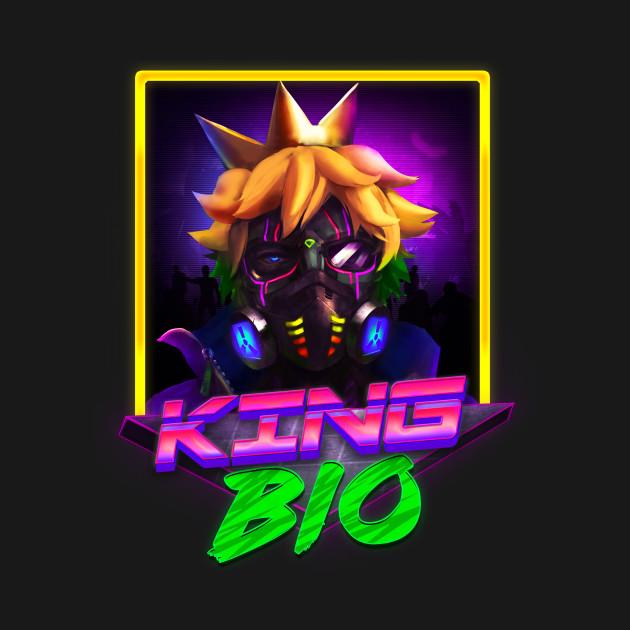 IW Zombies Inspired KingBio Shirt T-Shirt