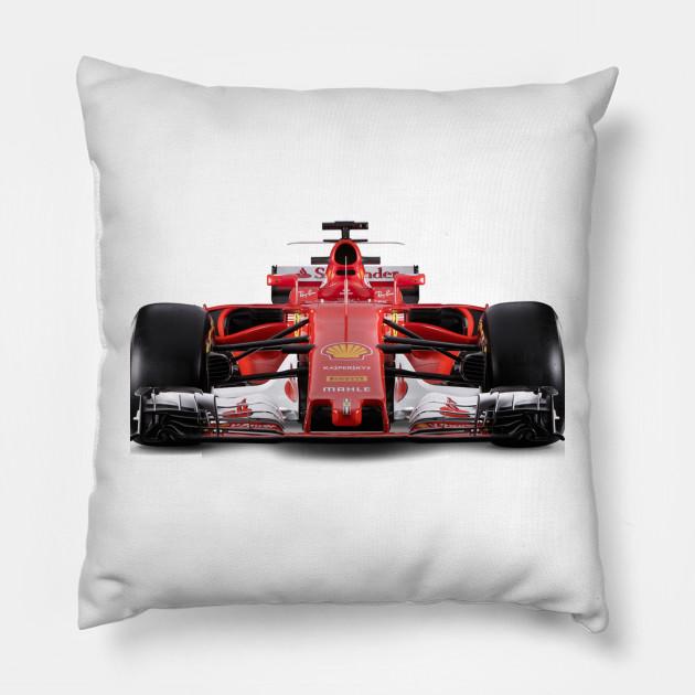Formula One Car Ferrari Formula 1 Pillow Teepublic