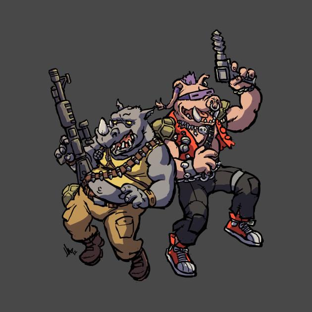 Hench Mutants