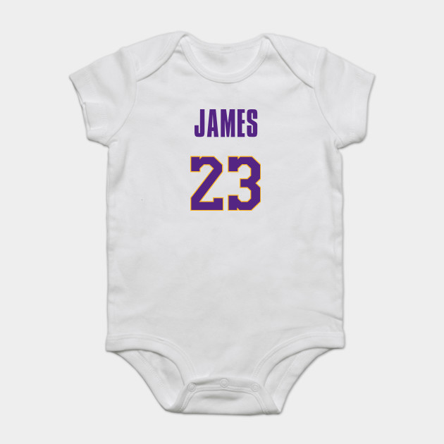 new styles 6e758 19524 LeBron James Lakers Jersey 3
