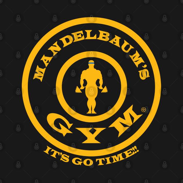 Mandelbaum's Gym (black)