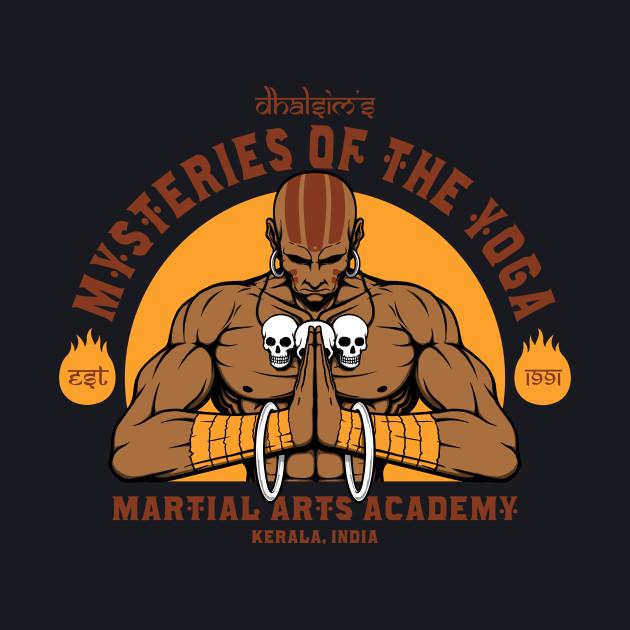 Yoga Martial Arts
