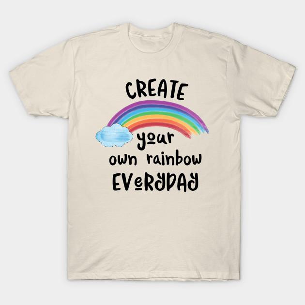 0b88d5b9fe29d Create Your Own Rainbow Everyday
