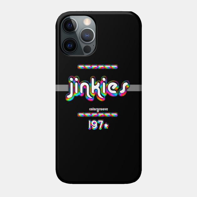 Jinkies 1970 ColorGroove Retro-Rainbow-Tube nostalgia (wf)