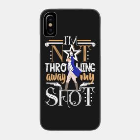 outlet store 78e2d e2727 Hamilton Phone Cases | TeePublic