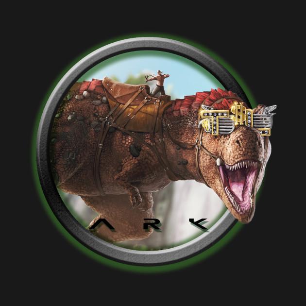 Ark Survival Evolved Trex