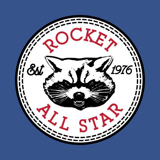 Guardians Of The Galaxy Rocket Raccoon All Star Converse