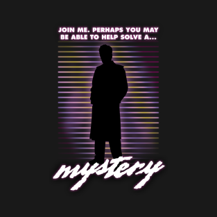 Help Solve a Mystery t-shirts