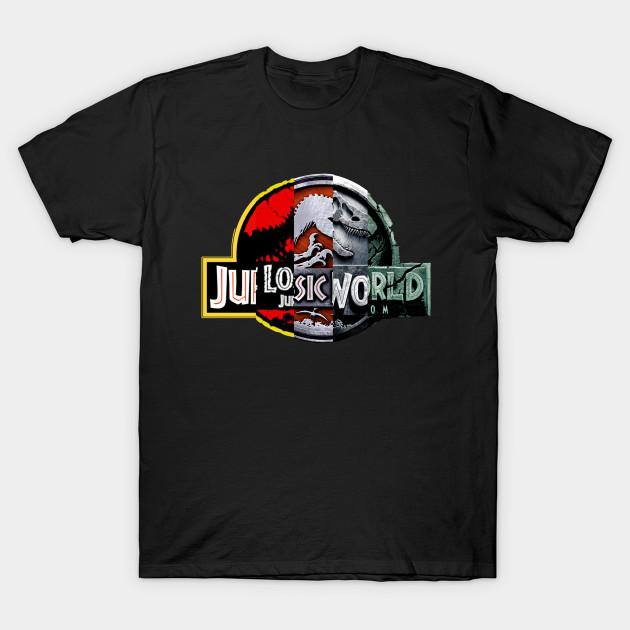 ebca78790 Jurassic World Franchise Fan T-shirt Limited edition - Jurassic ...
