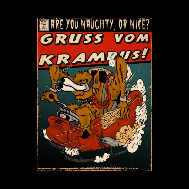Gruss Vom Krampus