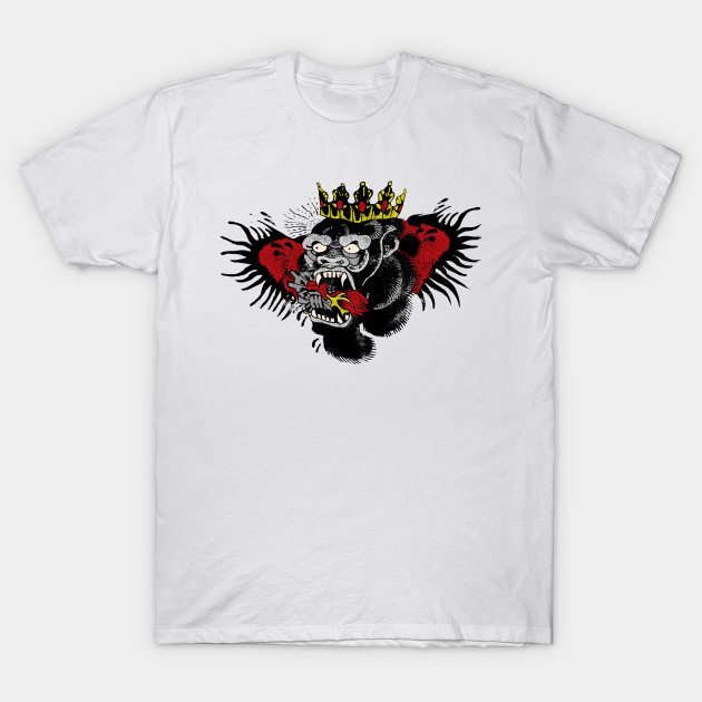 T ShirtTeepublic Mcgregor Gorilla Tattoo Conor Notorious Chest YD29HWIeE