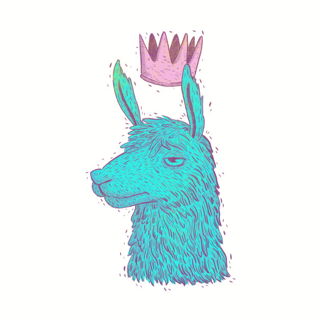 Llama King