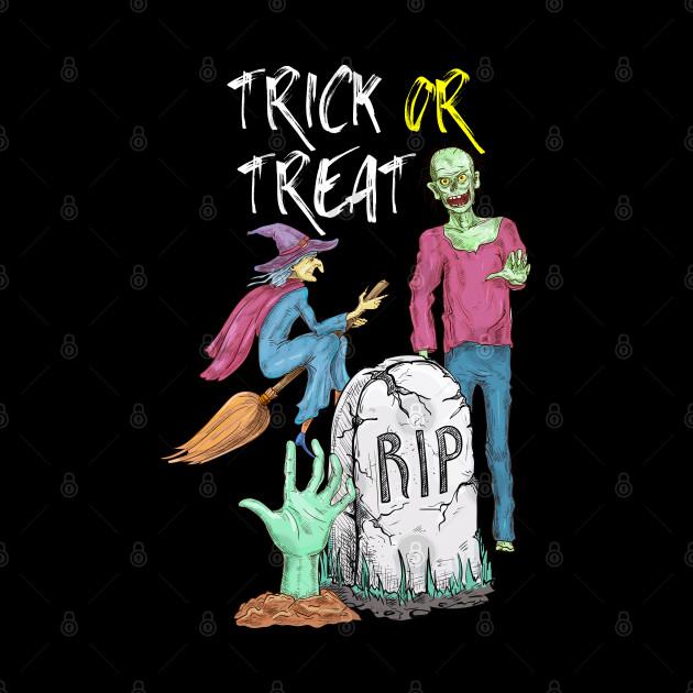 Halloween - Trick or Treat