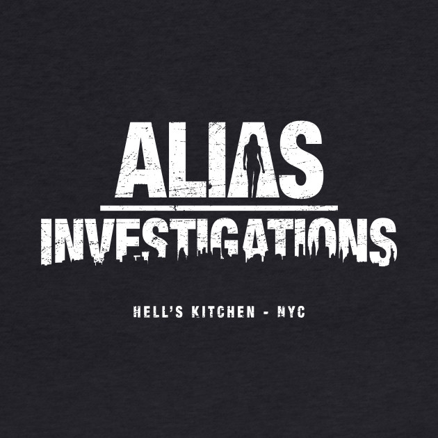 Alias Investigations (aged look)