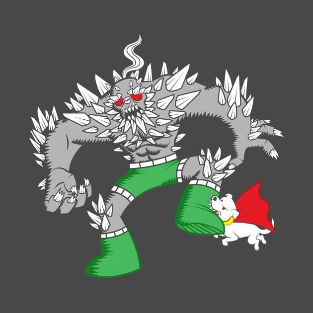 Beware the Super Dog