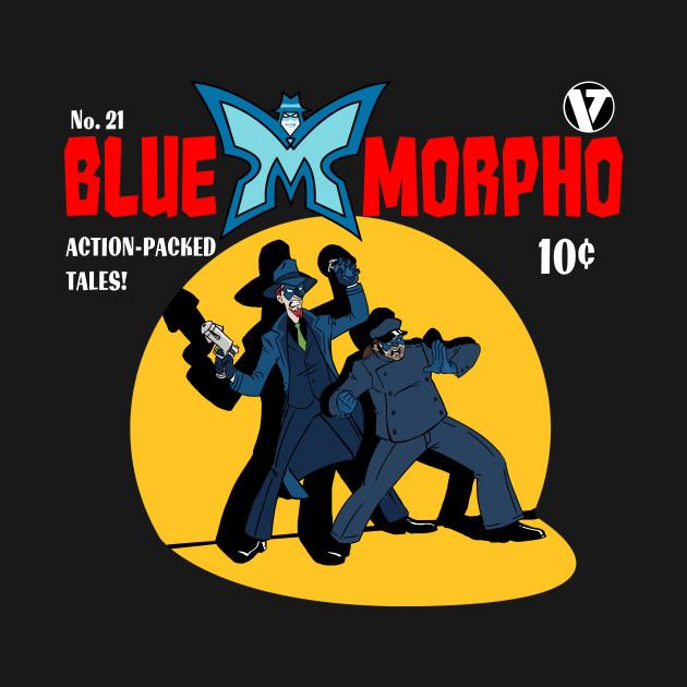 Blue Morpho Adventures