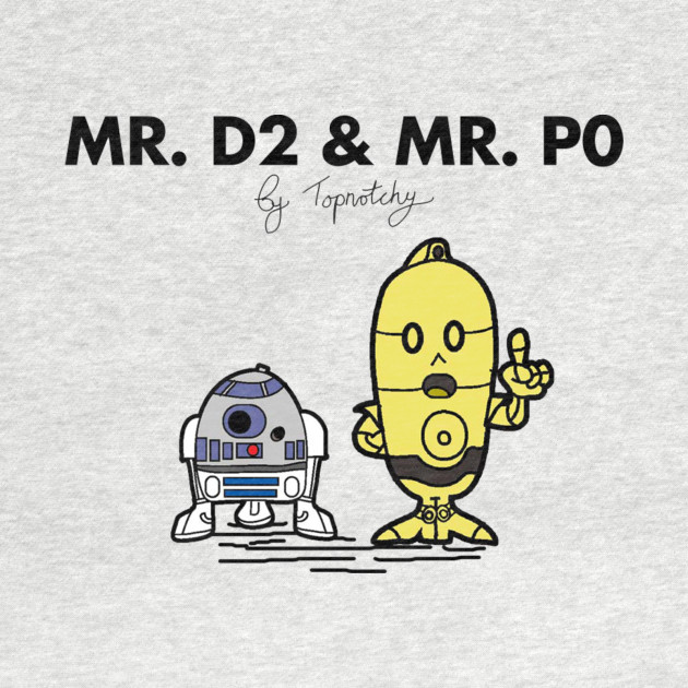 Mr D2 and Mr P0