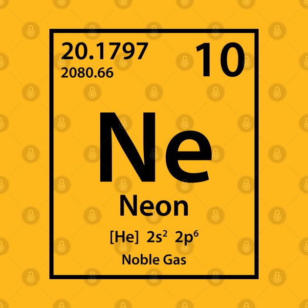 Neon Element (black)