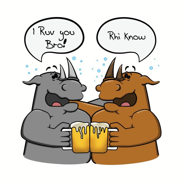 Rhino Bromance