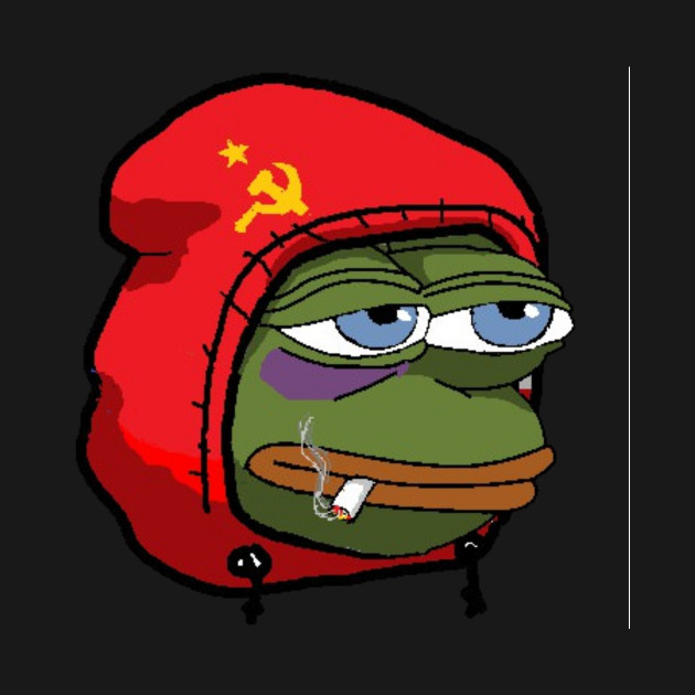 Communist Pepe The Frog Anons Kids T Shirt Teepublic