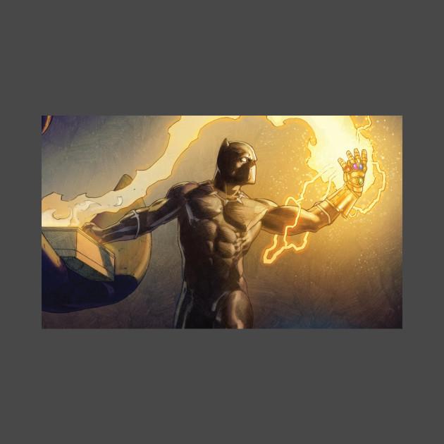 BLACK PANTHER: Infinity Gauntlet