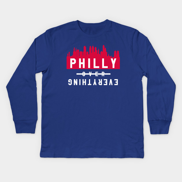 Philly over Everything - Blue/Red