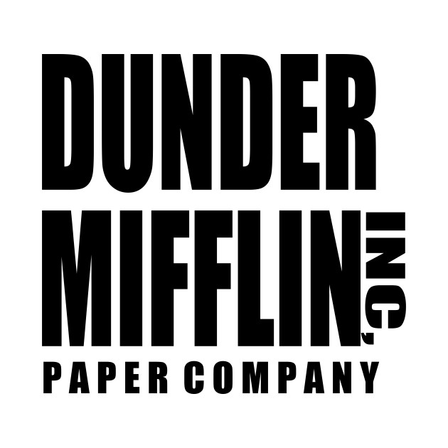 Dunder Mifflin T shirt